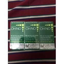 Viên ngậm cai thuốc OHNO