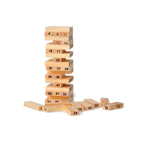 Bộ đồ chơi Rút Gỗ thông minh loại mini tập chơi tư duy suy luận cho bé