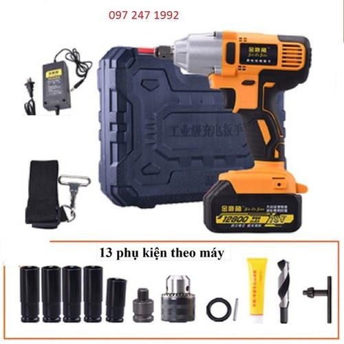 máy siết bulong - máy siết bulong FFD8851