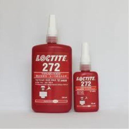 Keo khóa ren Loctite 272 cho bulông, ốc vít - chai 50ml