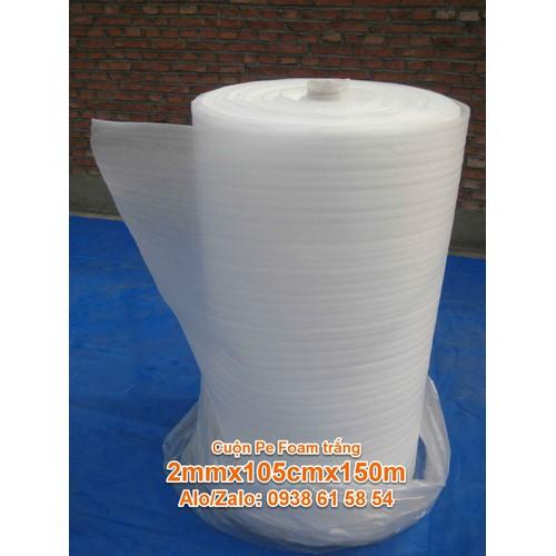 Cuộn Mút Xốp Pe Foam Dày 2mm Lót Hàng Chống Sốc - 4764565 , 16790173 , 15_16790173 , 380000 , Cuon-Mut-Xop-Pe-Foam-Day-2mm-Lot-Hang-Chong-Soc-15_16790173 , sendo.vn , Cuộn Mút Xốp Pe Foam Dày 2mm Lót Hàng Chống Sốc