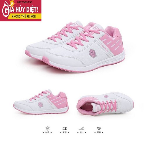Giày Nữ Chuyên Gym Chạy Bộ