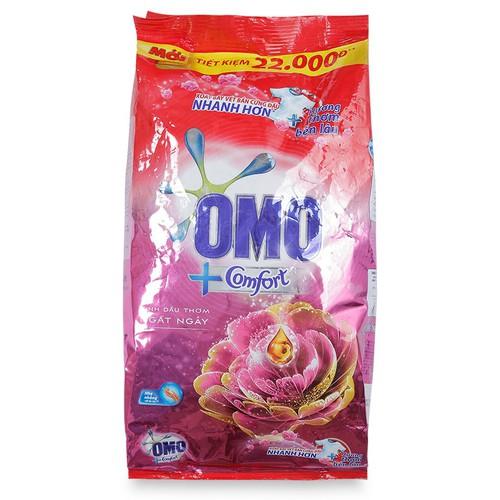 Bột giặt OMO tinh dầu thơm ngây ngất 5,5KG