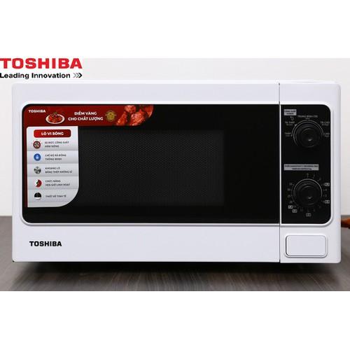 Lò vi sóng Toshiba ER-SM20-W-VN 20 lít - 6804996 , 16810913 , 15_16810913 , 1250000 , Lo-vi-song-Toshiba-ER-SM20-W-VN-20-lit-15_16810913 , sendo.vn , Lò vi sóng Toshiba ER-SM20-W-VN 20 lít