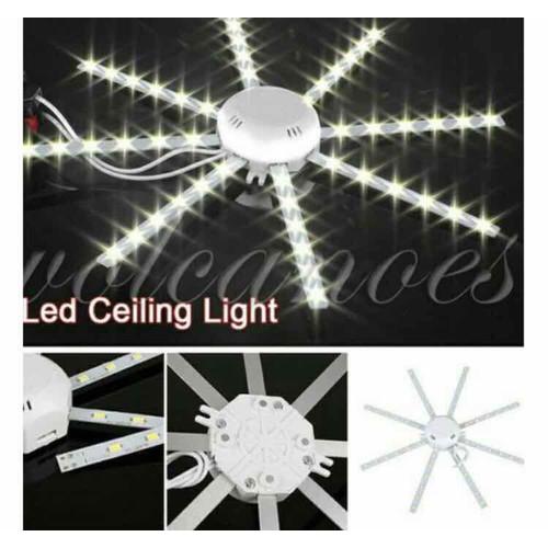 đèn led treo tường 220V 24 _ 36W