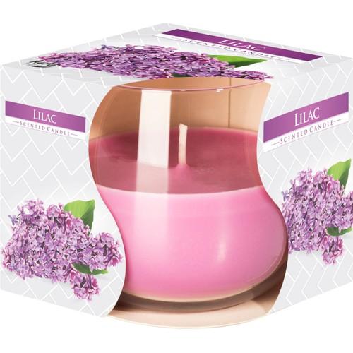 Ly nến thơm Bispol BIS1382 Lilac 100g Hoa tử đinh hương