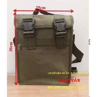 Túi Đồ Nghề - Cặp Hai Khoá Lớn - TSNC2KL thumbnail