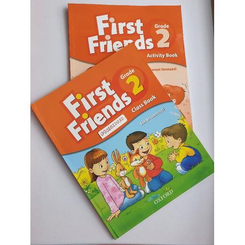 sách first friends grade 2 classbook activity book - 6820630 , 16823396 , 15_16823396 , 81000 , sach-first-friends-grade-2-classbook-activity-book-15_16823396 , sendo.vn , sách first friends grade 2 classbook activity book