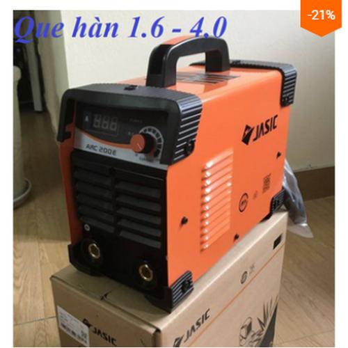 Máy hàn điện tử Jasic ZX7-200E - 6818388 , 16821898 , 15_16821898 , 1590000 , May-han-dien-tu-Jasic-ZX7-200E-15_16821898 , sendo.vn , Máy hàn điện tử Jasic ZX7-200E