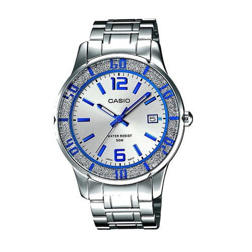 Đồng hồ casio nữ chính hãng - 6804869 , 16810703 , 15_16810703 , 2162000 , Dong-ho-casio-nu-chinh-hang-15_16810703 , sendo.vn , Đồng hồ casio nữ chính hãng