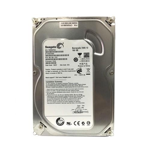 HDD -PC-SEAGATE-160GB Sata
