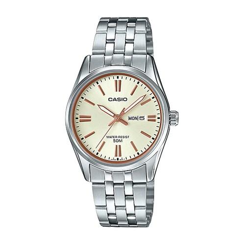 Đồng hồ casio nữ chính hãng - 6804471 , 16810684 , 15_16810684 , 1363000 , Dong-ho-casio-nu-chinh-hang-15_16810684 , sendo.vn , Đồng hồ casio nữ chính hãng