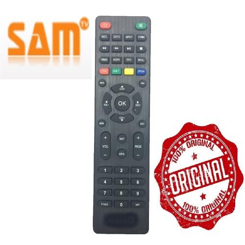 Remote điều khiển tivi SAM mẫu 2