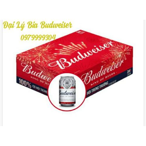 Bia budweiser mẫu thường 330ml 24 lon - 20187733 , 16824621 , 15_16824621 , 420000 , Bia-budweiser-mau-thuong-330ml-24-lon-15_16824621 , sendo.vn , Bia budweiser mẫu thường 330ml 24 lon