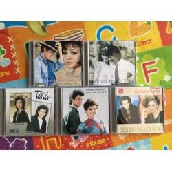 Bộ 5 CD song ca nhạc vàng nhạc bolero Hay nhất