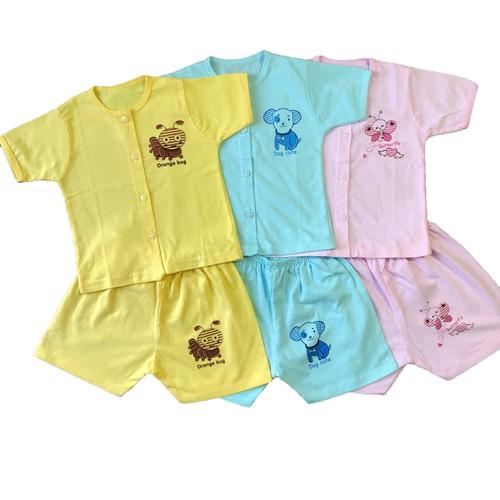 Combo 3 bộ quần áo mùa hè Thái Hà Thịnh size cho bé sơ sinh - 13kg - 6789544 , 16799545 , 15_16799545 , 150000 , Combo-3-bo-quan-ao-mua-he-Thai-Ha-Thinh-size-cho-be-so-sinh-13kg-15_16799545 , sendo.vn , Combo 3 bộ quần áo mùa hè Thái Hà Thịnh size cho bé sơ sinh - 13kg