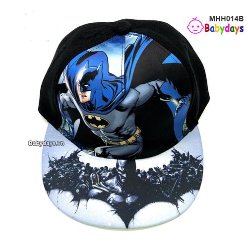 Mũ nón siêu nhân người dơi Batman MHH014B