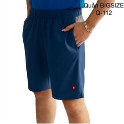 Quần đùi thể thao - Quần đùi nam cao cấp FAVIN dành cho người béo ừ 80-110Kg