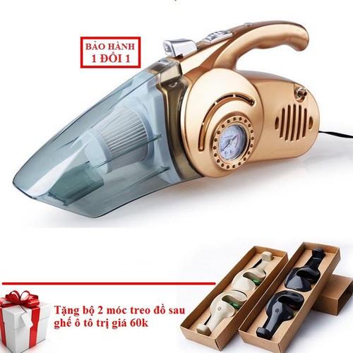 Máy hút bụi ô tô kiêm bơm lốp, đo áp suất lốp và đèn chiếu sáng, máy hút bụi ô tô đa năng, hút bụi ô tô 4 in 1, máy hút bụi ô tô cầm tay đa năng, máy hút bụi ô tô cầm tay 4 in 1, máy hút bụi vacuum 4  - 4594299 , 16815890 , 15_16815890 , 499000 , May-hut-bui-o-to-kiem-bom-lop-do-ap-suat-lop-va-den-chieu-sang-may-hut-bui-o-to-da-nang-hut-bui-o-to-4-in-1-may-hut-bui-o-to-cam-tay-da-nang-may-hut-bui-o-to-cam-tay-4-in-1-may-hut-bui-vacuum-4-in-1-tien-du
