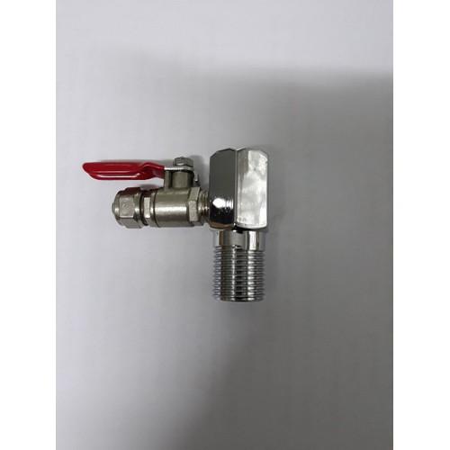 khẩu khóa nước đầu vào máy lọc nước ro