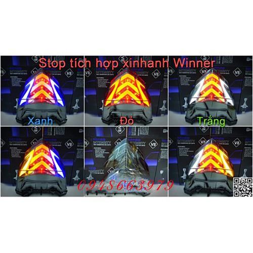 Đèn hậu winner tích hợp xi nhan kiểu audi. - 6817210 , 16820760 , 15_16820760 , 599000 , Den-hau-winner-tich-hop-xi-nhan-kieu-audi.-15_16820760 , sendo.vn , Đèn hậu winner tích hợp xi nhan kiểu audi.
