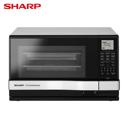 Lò vi sóng hơi nước siêu nhiệt có nướng Sharp AX-1100VN-S 27 lít - 6805002 , 16810922 , 15_16810922 , 7386000 , Lo-vi-song-hoi-nuoc-sieu-nhiet-co-nuong-Sharp-AX-1100VN-S-27-lit-15_16810922 , sendo.vn , Lò vi sóng hơi nước siêu nhiệt có nướng Sharp AX-1100VN-S 27 lít