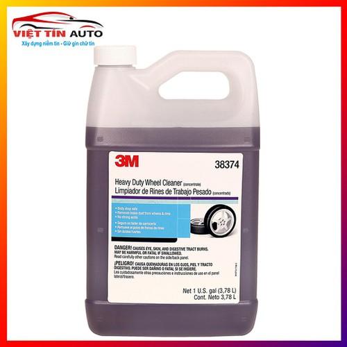 Dung Dịch Tẩy Rửa Vành Mâm Xe Đa Năng Lazang 3M™ Heavy Duty Wheel Cleaner 3.78L