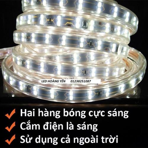 ĐÈN LED DÂY ĐÔI 2835 5m tặng kèm 1 dây nguồn tốt - 6821532 , 16824171 , 15_16824171 , 149000 , DEN-LED-DAY-DOI-2835-5m-tang-kem-1-day-nguon-tot-15_16824171 , sendo.vn , ĐÈN LED DÂY ĐÔI 2835 5m tặng kèm 1 dây nguồn tốt