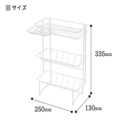 Kệ thép 3 tầng để đồ dùng nhà tắm - 6798232 , 16805750 , 15_16805750 , 320000 , Ke-thep-3-tang-de-do-dung-nha-tam-15_16805750 , sendo.vn , Kệ thép 3 tầng để đồ dùng nhà tắm