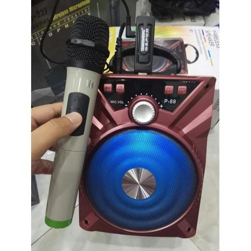 Loa bluetooth tặng 1 Mic không dây chính hãng Karaoke cực hay - 4592128 , 16802886 , 15_16802886 , 652000 , Loa-bluetooth-tang-1-Mic-khong-day-chinh-hang-Karaoke-cuc-hay-15_16802886 , sendo.vn , Loa bluetooth tặng 1 Mic không dây chính hãng Karaoke cực hay