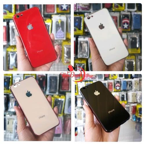 Ốp lưng Iphone 6 plus,6s plus,ốp lưng kính táo
