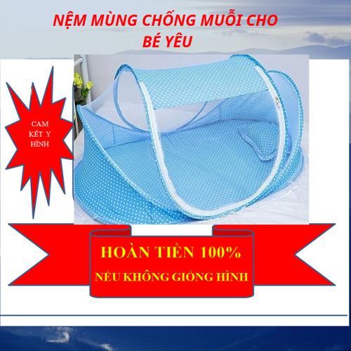 Nệm Mùng Cho Bé Yêu - 4767364 , 16813016 , 15_16813016 , 299000 , Nem-Mung-Cho-Be-Yeu-15_16813016 , sendo.vn , Nệm Mùng Cho Bé Yêu