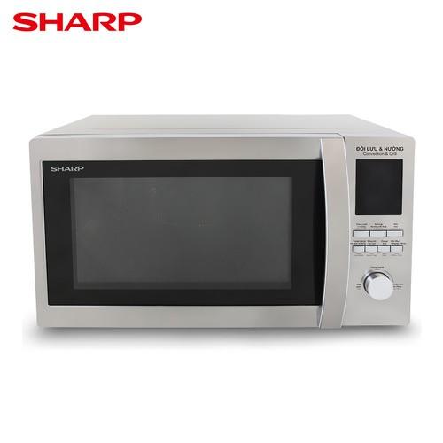 Lò vi sóng điện tử có nướng Sharp R-C932VN-ST 32 lít - 6796929 , 16804349 , 15_16804349 , 3750000 , Lo-vi-song-dien-tu-co-nuong-Sharp-R-C932VN-ST-32-lit-15_16804349 , sendo.vn , Lò vi sóng điện tử có nướng Sharp R-C932VN-ST 32 lít