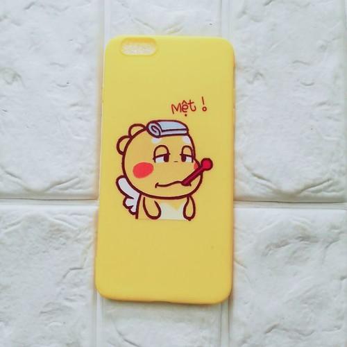 ốp iPhone 6plus-6s plus Full màu