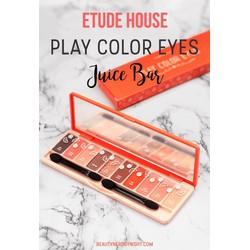 Phấn Mắt Etude House Play Color Eyes Juice Bar