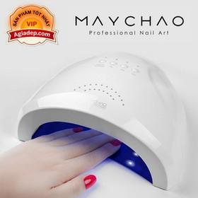 Máy sấy hơ gel sơn móng tay cao cấp sang trọng MAYCHAO 48W - 0033 - Agiadep361