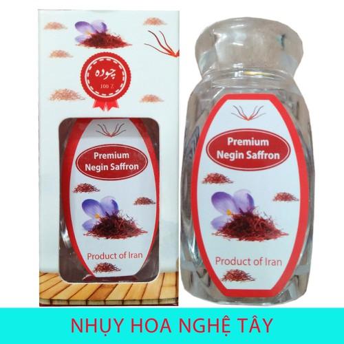 Nhụy hoa nghệ tây Premium Negin Saffron chai 1g - 6289259 , 16403867 , 15_16403867 , 199000 , Nhuy-hoa-nghe-tay-Premium-Negin-Saffron-chai-1g-15_16403867 , sendo.vn , Nhụy hoa nghệ tây Premium Negin Saffron chai 1g