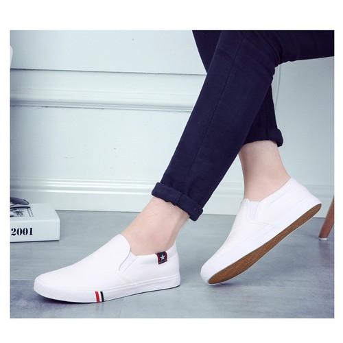 Giày lười nữ màu trắng [Siêu giảm giá] - 7217776 , 17069991 , 15_17069991 , 241000 , Giay-luoi-nu-mau-trang-Sieu-giam-gia-15_17069991 , sendo.vn , Giày lười nữ màu trắng [Siêu giảm giá]