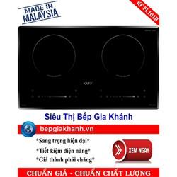 Bếp từ đôi Kaff KF FL101II nhập khẩu Malaysia