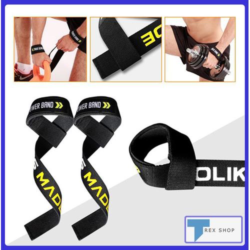 Dây Kéo Lưng Aolikes Cao Cấp - Dây Hỗ Trợ Tập Luyện Gym SP060 - Hàng Nhập Khẩu TRex Shop