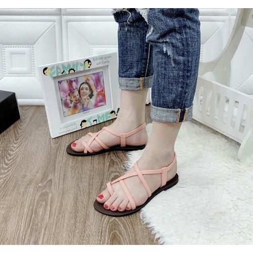 Giày sandal nữ đế bệt xỏ ngón - 6282610 , 16398510 , 15_16398510 , 235000 , Giay-sandal-nu-de-bet-xo-ngon-15_16398510 , sendo.vn , Giày sandal nữ đế bệt xỏ ngón