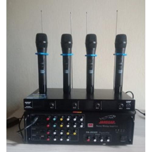 Micro khồng dây SH238 4 tay mic - 6299964 , 16413734 , 15_16413734 , 2900000 , Micro-khong-day-SH238-4-tay-mic-15_16413734 , sendo.vn , Micro khồng dây SH238 4 tay mic