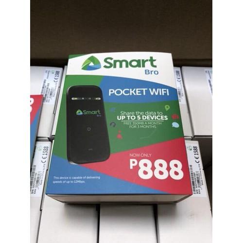 Bộ phát wifi 3G 4G di động Smart Bro