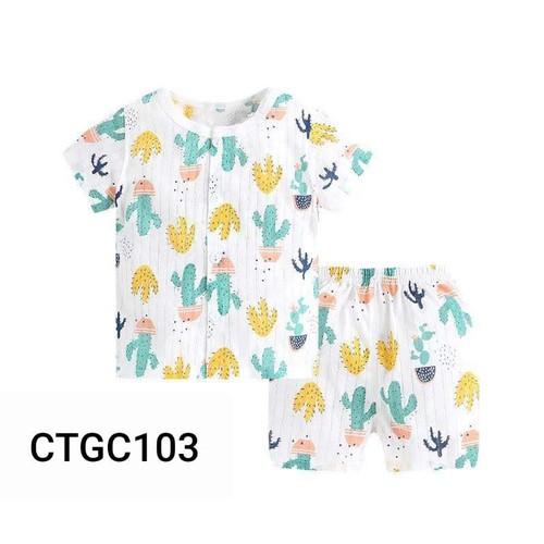 Bộ cotton giấy ngắn tay cho bé trai bé gái - Bộ quần áo trẻ em - Đồ bộ cho bé - 6290015 , 16404830 , 15_16404830 , 95000 , Bo-cotton-giay-ngan-tay-cho-be-trai-be-gai-Bo-quan-ao-tre-em-Do-bo-cho-be-15_16404830 , sendo.vn , Bộ cotton giấy ngắn tay cho bé trai bé gái - Bộ quần áo trẻ em - Đồ bộ cho bé