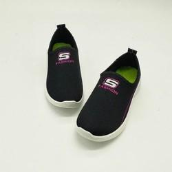 Giày trẻ em cho bé trai, bé gái dáng lười đế mềm Size:22-30 hàng Quảng Châu cấp GTE01