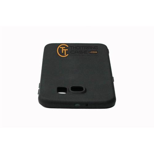 Ốp Lưng SamSung Galaxy S6 silicone đen trơn