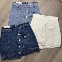 Chân váy jean - hàng loại 1