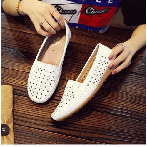 Giày Slip on nữ [Siêu giảm giá]