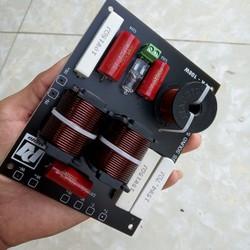 mạch phân tần loa công suất lớn full đôi 2 bass 1 tép - 1 chiếc