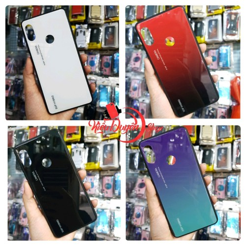 Ốp lưng Kính đa sắc Xiaomi Redmi S2
